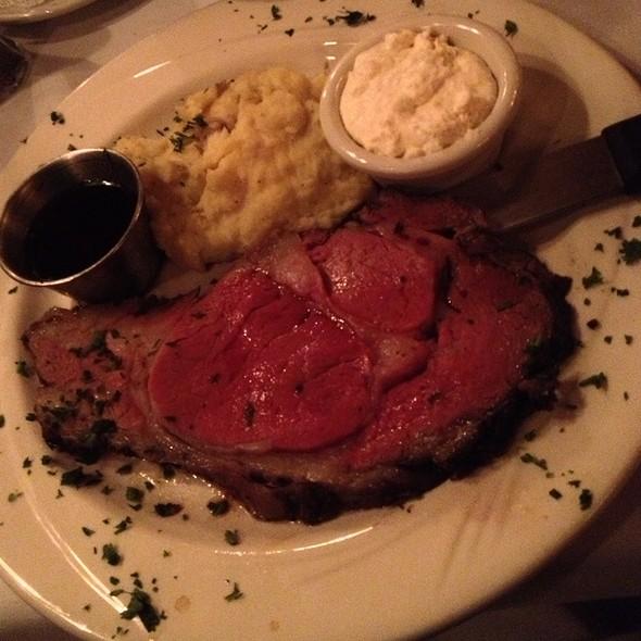 Prime Rib - Butcher Shop Steakhouse - San Diego, San Diego, CA