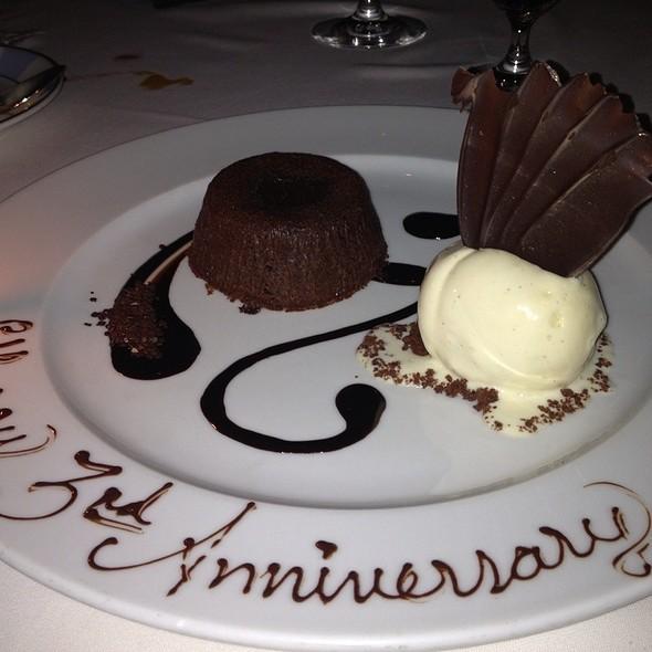 Chocolate Cake - Prime - Bellagio, Las Vegas, NV