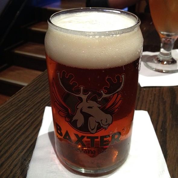 Baxter Stowaway Ipa - Grafton Street Pub and Grill, Cambridge, MA