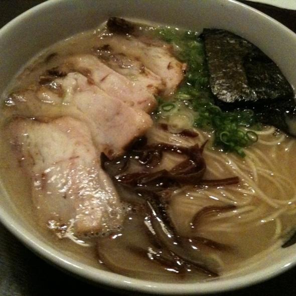 Tonkotsu Ramen @ Hide-Chan Ramen