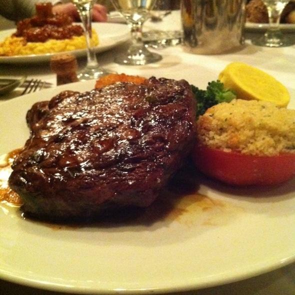 Ribeye Steak - Marco Ristorante Italiano, Macon, GA