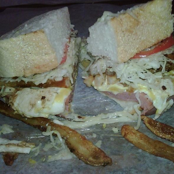 Capicola Sandwich @ Primanti Brothers
