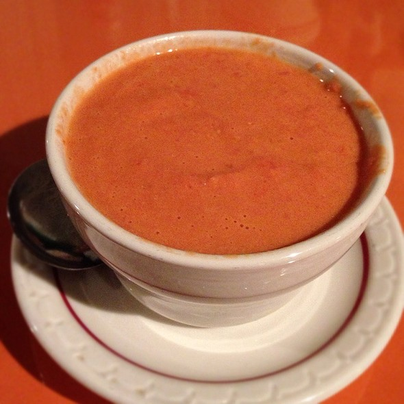 Tomato Bisque @ Eden Alley