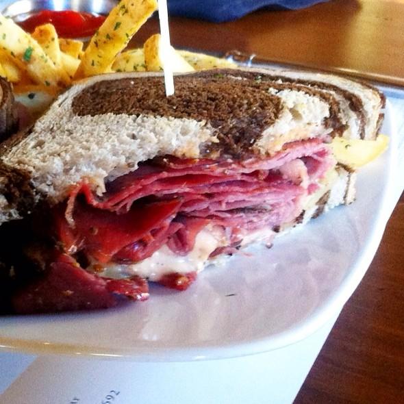 Reuben Sandwich - O'Neill's Bar & Grill, Mission Viejo, CA