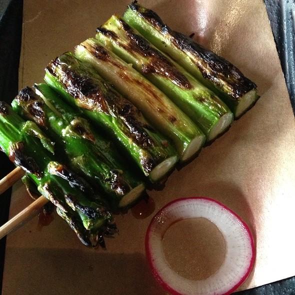 Asparagus Robata @ Katsuya Glendale