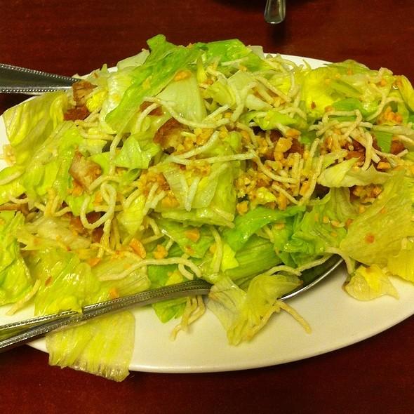Vegetarian Chinese Chicken Salad @ Vegetarian House