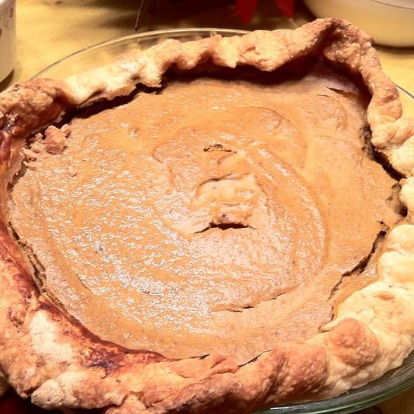 Pumpkin Pie @ Home