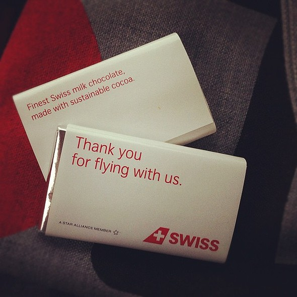 Swiss Chocolate @ Swiss Aviation Software AG