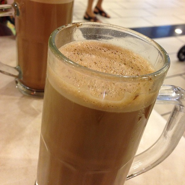 White Coffee @ Uncle Lim's Cafe Ikano Power Ctr