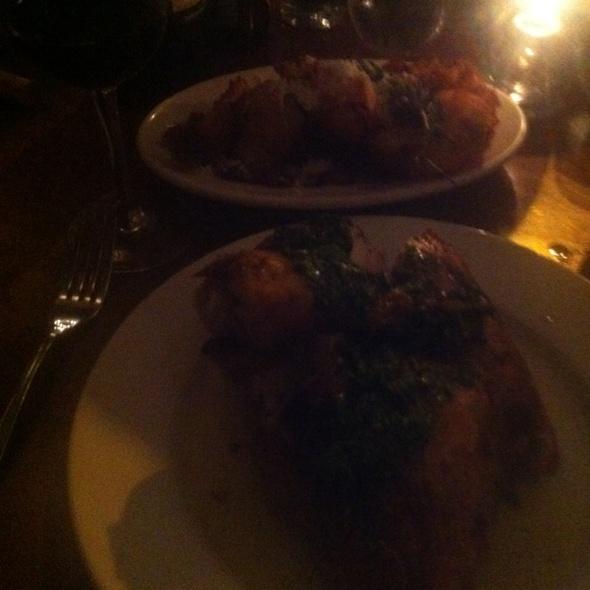 Roast Chicken @ Barbuto