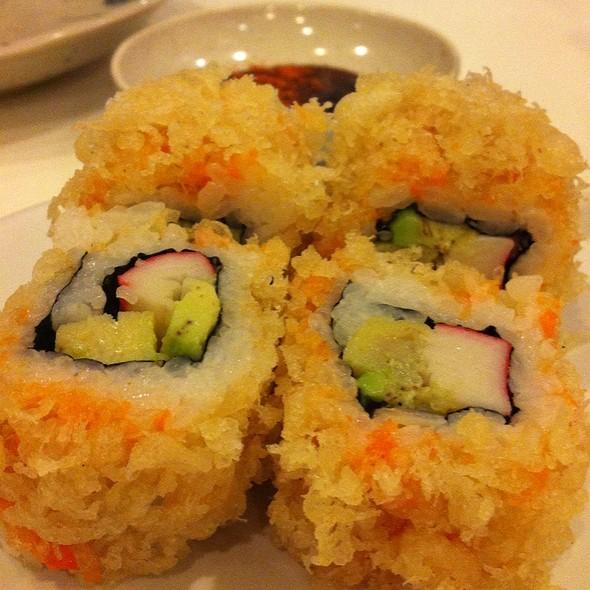 Mini California Special @ Excapade Sushi Restaurant