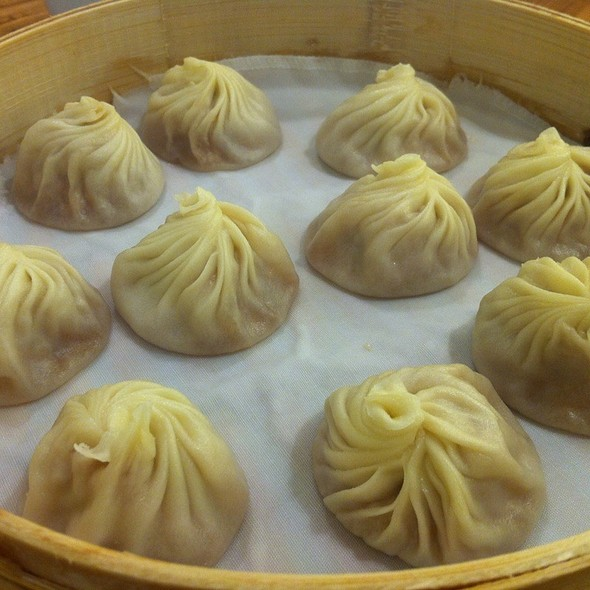 Shanghai Dumplings @ Din Tai Fung – Paragon Shopping Centre