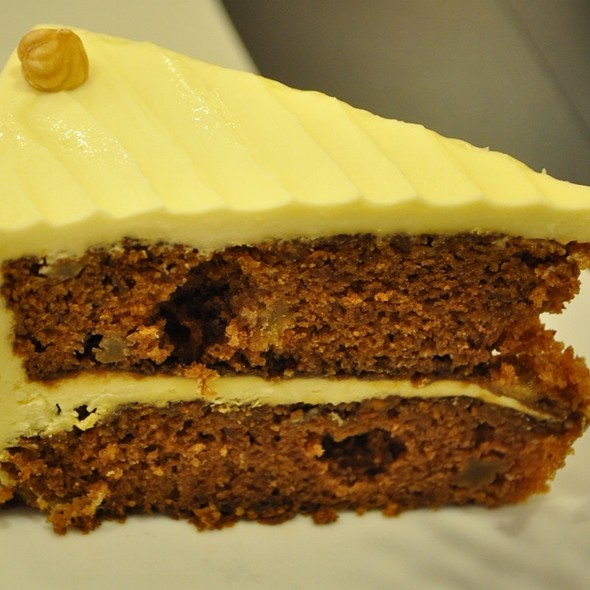 Cinnamon Spiced Apple Cake With Cream Cheese Frosting @ The Marmalade Pantry