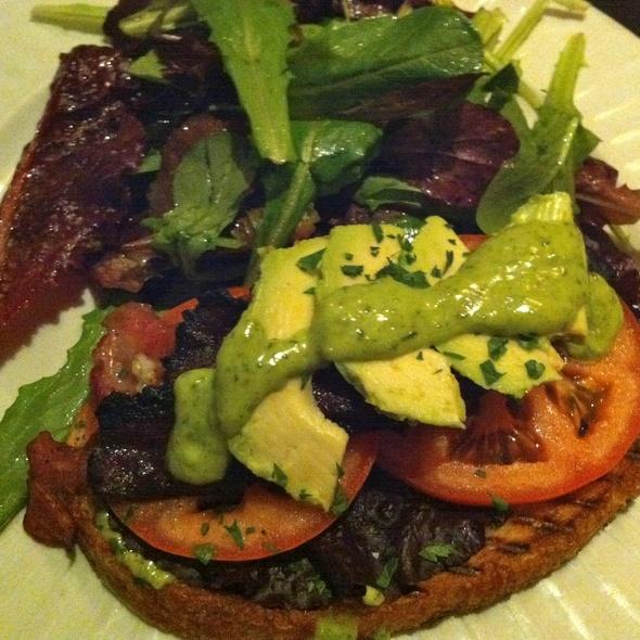 BLTA Sandwich @ Campanile Restaurant