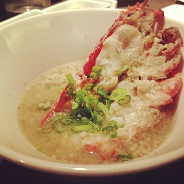 Lobster Miso Soup @ JaBistro Modern Japanese