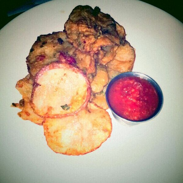 Fried Potato Appetizer @ Bombay Restaurant