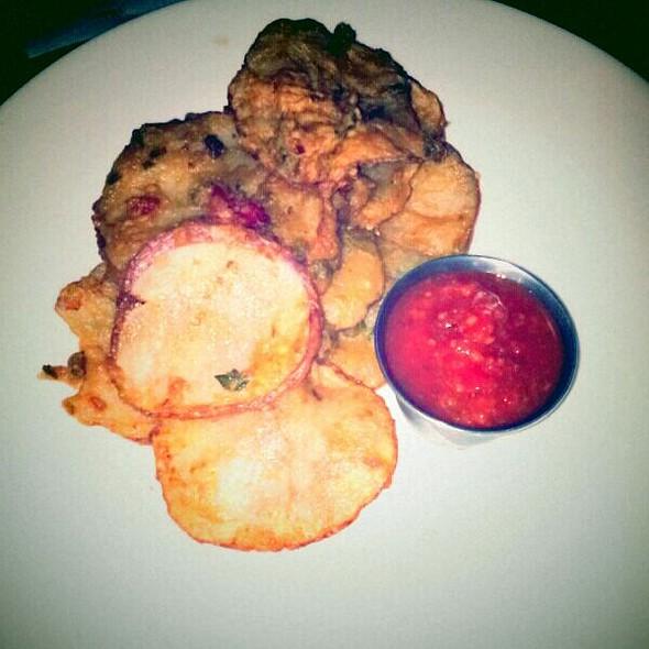 Fried Potato Appetizer @ Bombay Restaurant