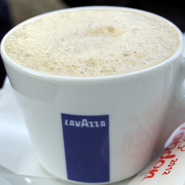 Cappuccino @ Bar Cafe IC