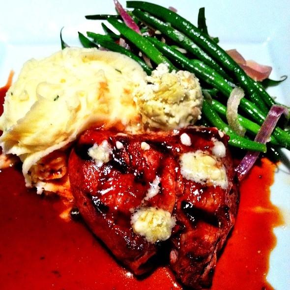 Beef tenderloin @ Epic Casual Dining