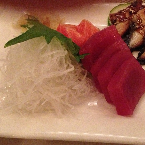 Sashimi - Trace, Seattle, WA