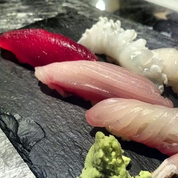 Omakase Nigiri Sushi @ Umai Umai