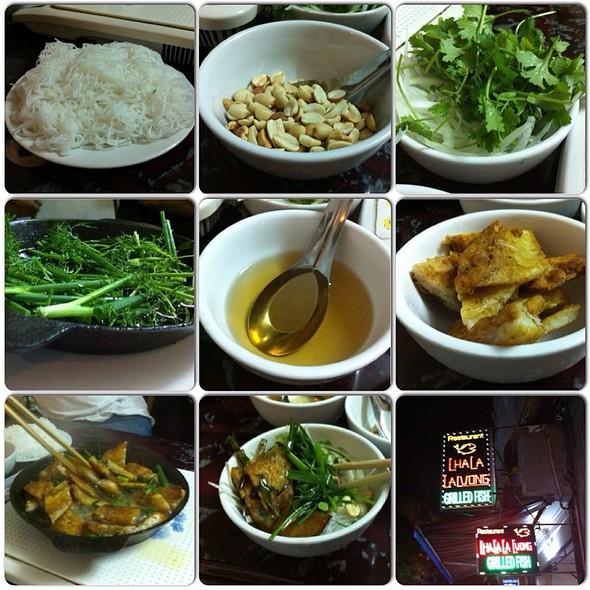 Hanoi Grilled Fish @ Cha Cá Lã Vong