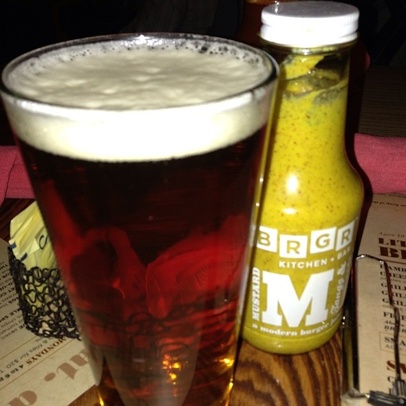 Free State Winterfest Ale @ Brgr Kitchen And Bar