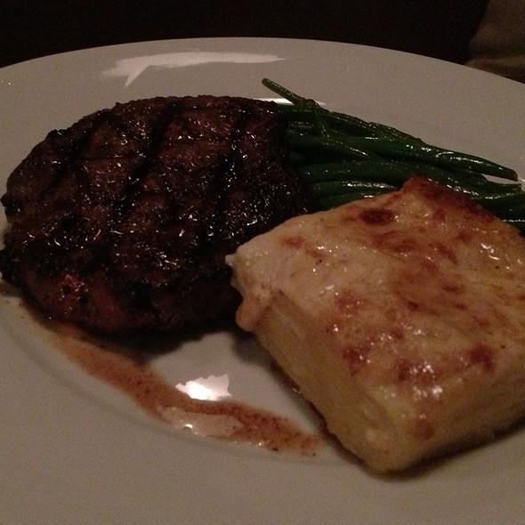 Steak Grille - A la bonne franquette, Seattle, WA