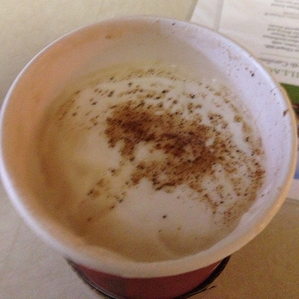 20 Oz Skinny Hazelnut Latte