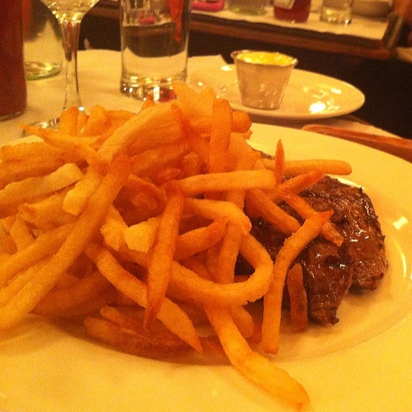 Steak @ Balthazar Restaurant