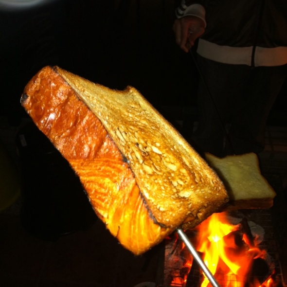 japanese White Bread @ Tuen Mun