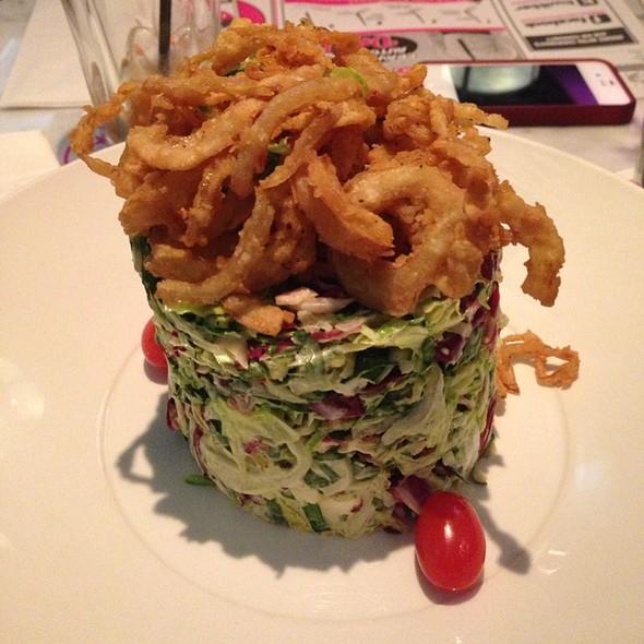 Chop Chop Salad @ Deville Dinerbar
