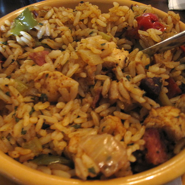 Dirty Rice @ Barbara Jean's