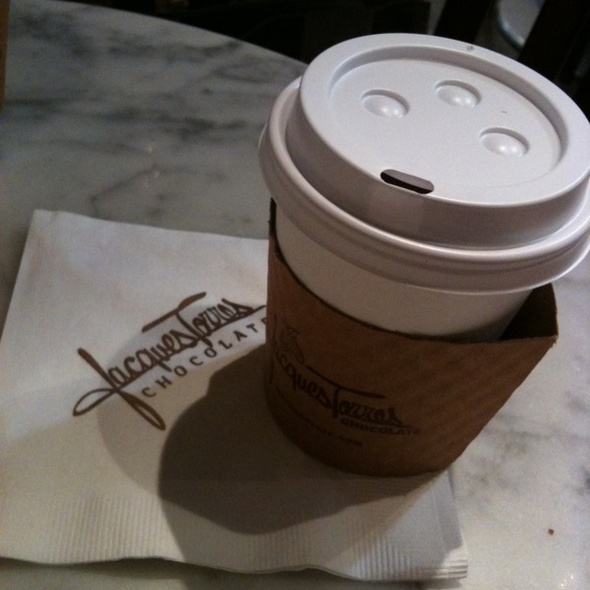 Classic Hot Chocolate @ Jacques Torres Chocolate
