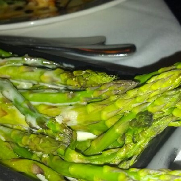 Asparagus - Chart House Restaurant - Golden, Golden, CO