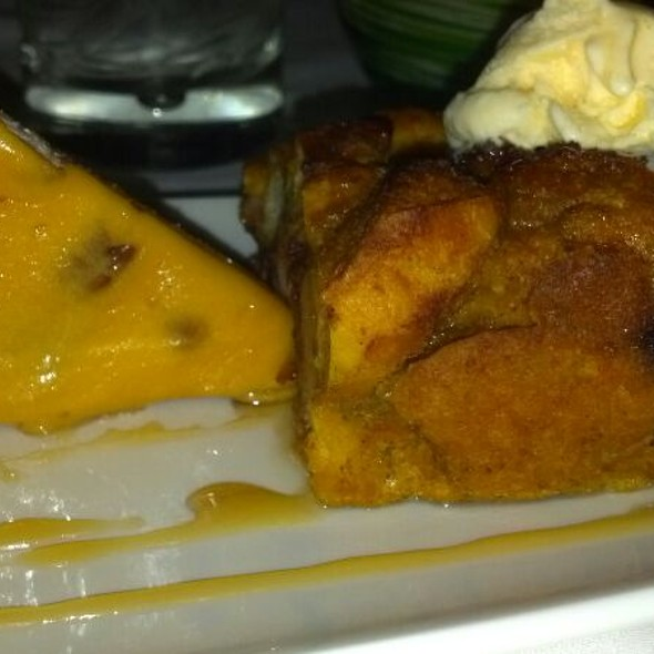 Pumpkin Bread Pudding - Chart House Restaurant - Golden, Golden, CO