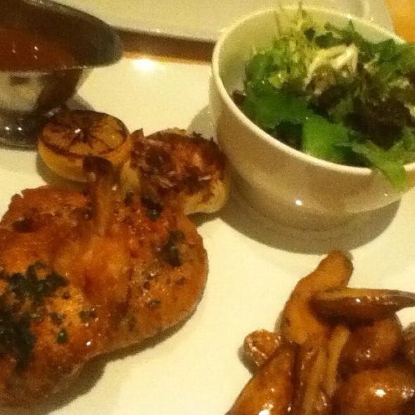 Rotisserie Chicken - Central Michel Richard, Washington, DC
