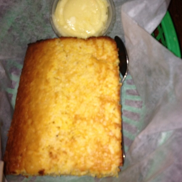 Corn Bread @ Pork Slope