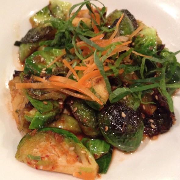 Brussels Sprouts @ Momofuku Noodle Bar
