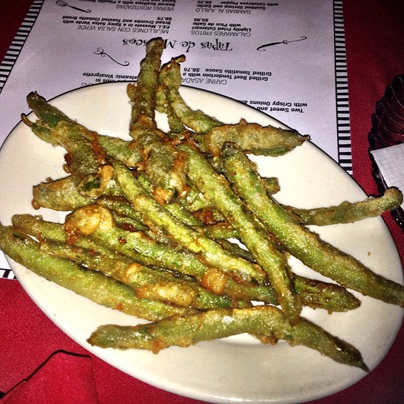 Fried Green Beans - Eclipse di Luna - Buckhead, Atlanta, GA