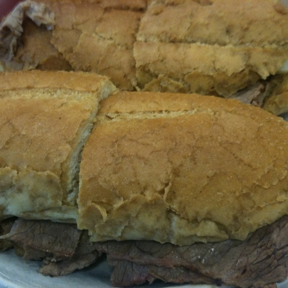 French Dip Sandwich @ Philippe the Original