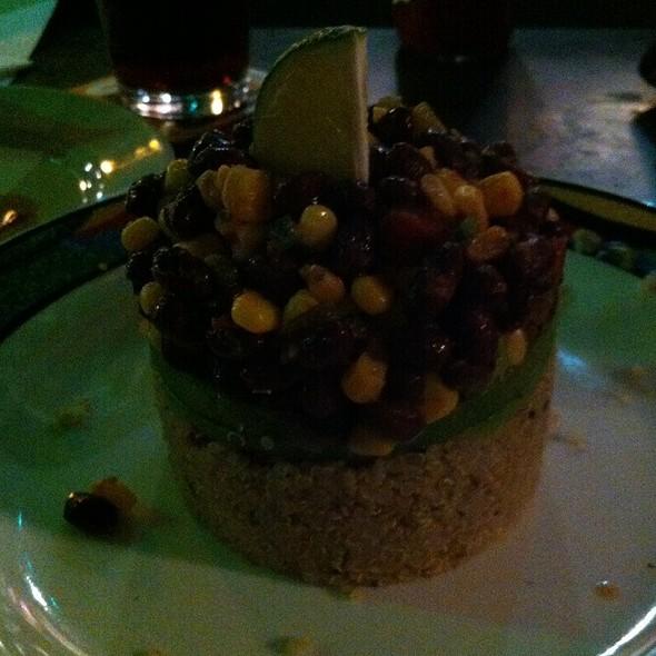 Black Bean And Quinoa Salad @ Green Dragon Bistro and Pub