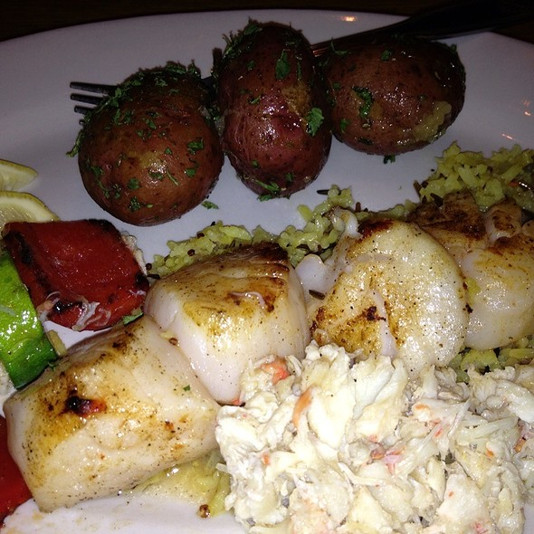 Scallops - Fresh Fish Co., Denver, CO