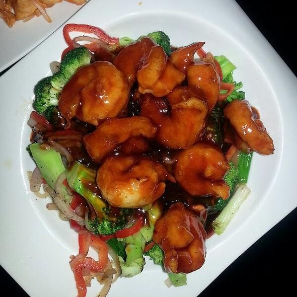 Kenshin Shrimp @ Ken Shin Asian Diner