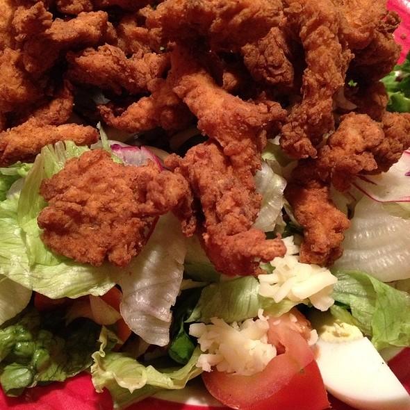 Cajun Chicken Salad @ TGI Fridays (Subang Parade)