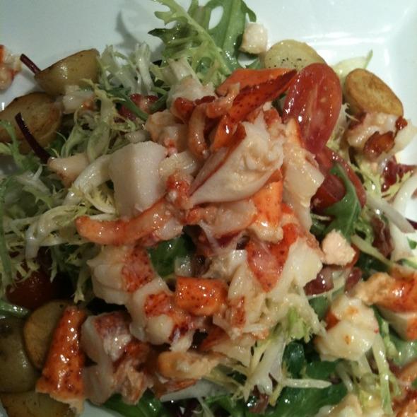 Lobster Salad - Vin Room Mission, Calgary, AB