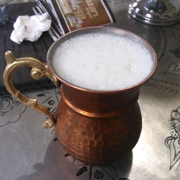 Yayik Ayran @ Kasr-ı Nur Restorant