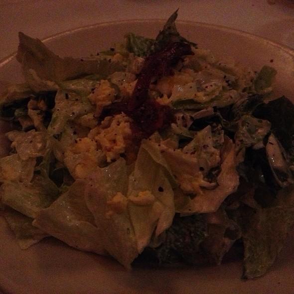 Caesar Salad - Morton's The Steakhouse - Boston Seaport, Boston, MA
