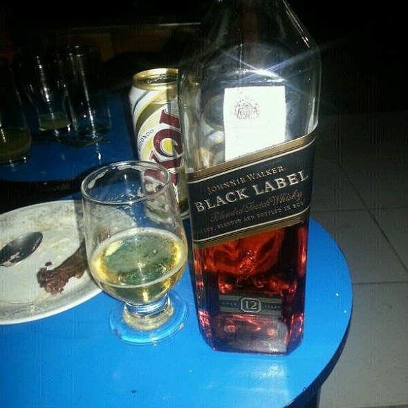 Johnnie Walker Black Label @ Friends House