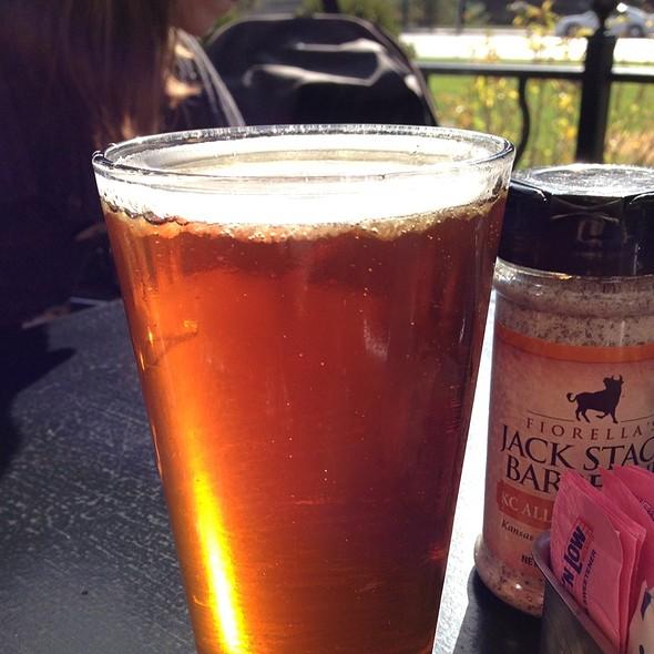Boulevard Pale Ale @ Fiorella's Jack Stack BBQ